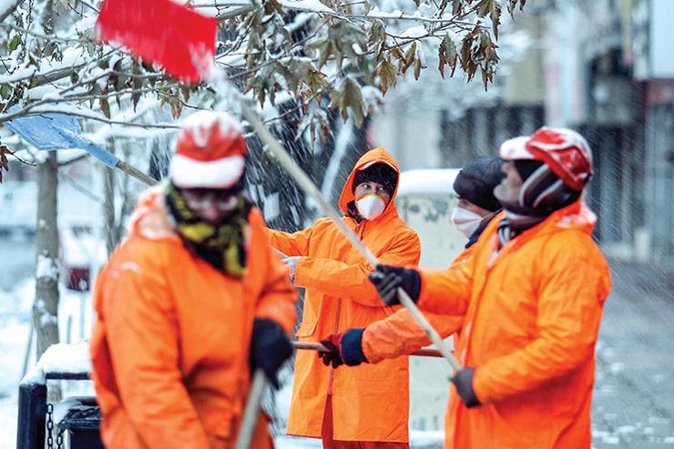 شهرداری نیشابور تمهیدات پیشگیرانه برای فصل بارندگی را آغاز کرد