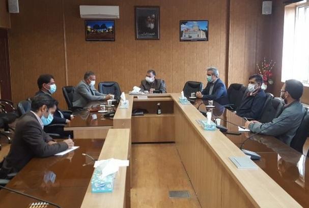 بازدید شهردار نیشابور و مدیران اجرایی شهرداری از پروژه های ساخت خانه فرهنگ و احداث بوستان های سطح شهر