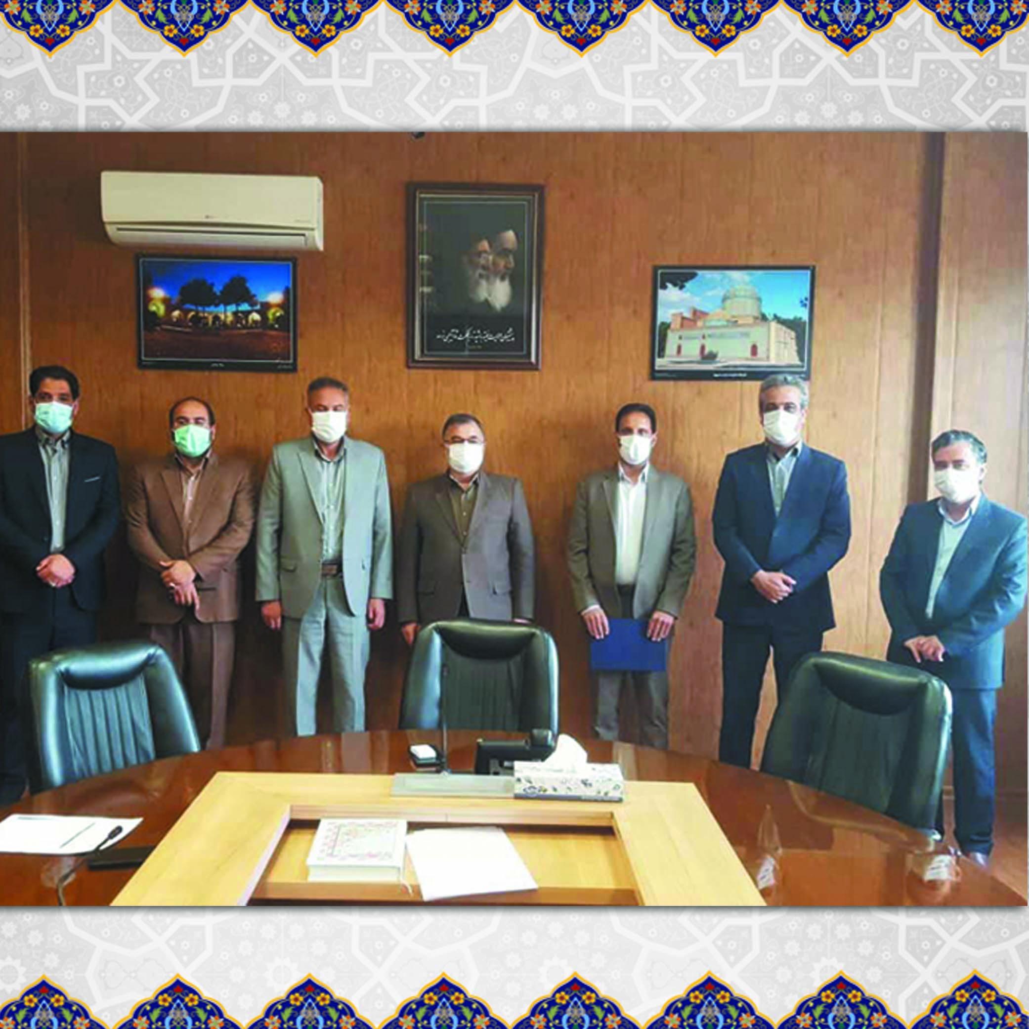 انتصاب جدید در شهرداری نیشابور