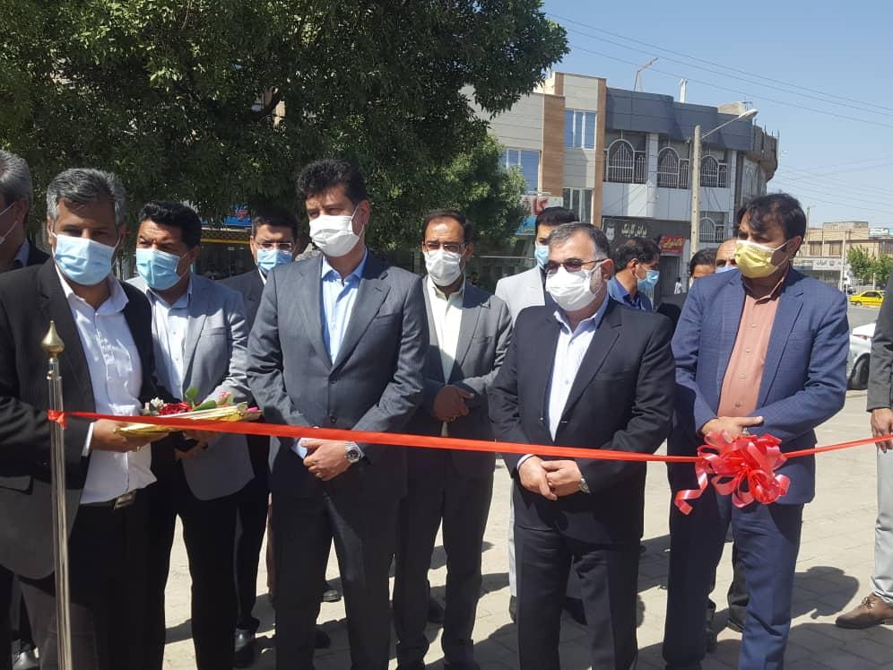 افتتاح ۷ پروژه شهرداری نیشابور با اعتبار ۷۱ میلیارد ریال