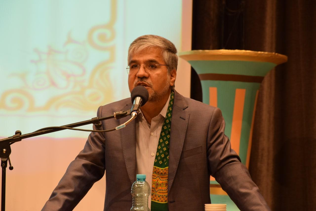 برگزاری مراسم تکریم مهندس ناصر صدیقی سرپرست و معارفه سیدحسن میرفانی شهردار نیشابور