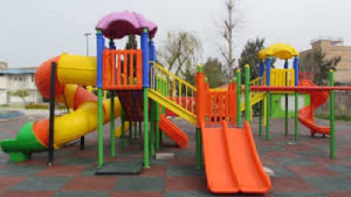 خرید و نصب وسایل بازی استاندارد در پارک های نیشابور