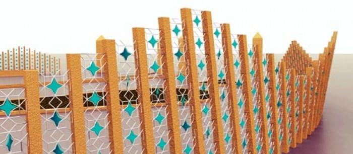 اتمام مطالعات و طراحی ورودی منطقه تاریخی و توریستی خیام عطار