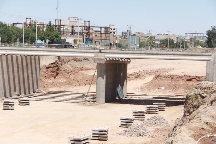 فعالیت های عمرانی شهرداری نیشابور در سال جاری شتاب می گیرد