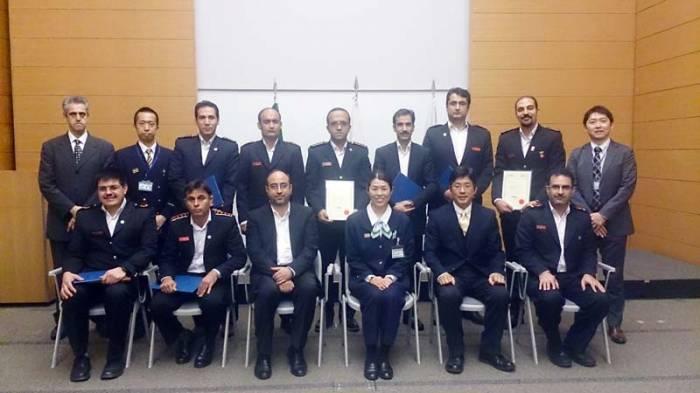 انتخاب و اعزام مدیر سازمان آتش نشانی نیشابور توسط وزارت کشور به دوره های آموزشی ژاپن